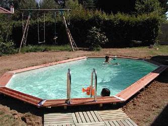 piscine bois 1m30
