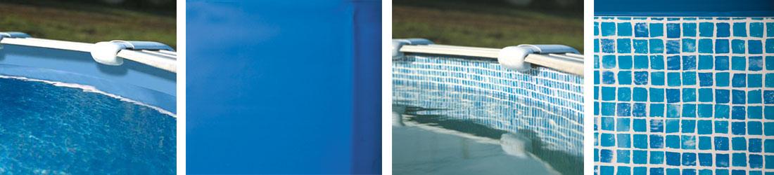 liner pour piscine acier gr ronde. Black Bedroom Furniture Sets. Home Design Ideas